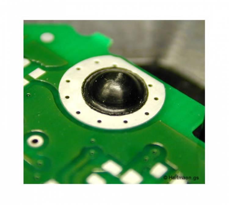 Heißverstemm Anwendungen Kunststoff-Leiterplatten Verstemmung